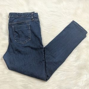 Mossimo Curvy Skinny Jeans Size 14 Regular